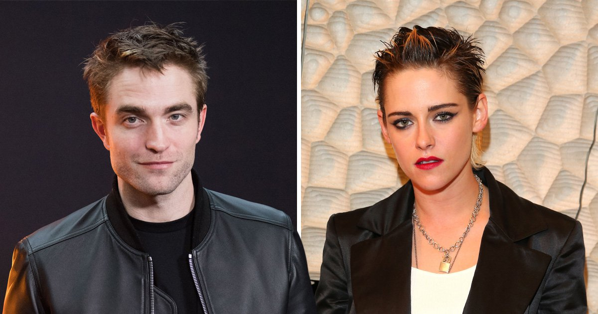 Robert Pattinson and Kristen Stewart 'spotted in a bar having a drink together'