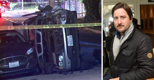 Luke Wilson car crash