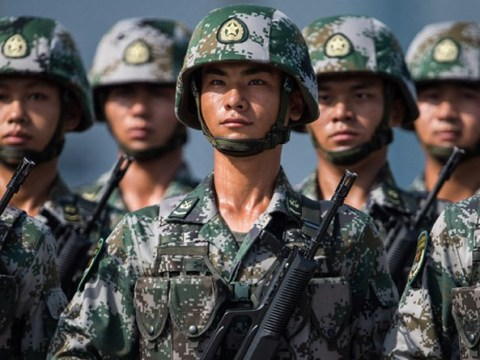 China deploys 60,000 soldiers to plant 6,000,000 hectares of new trees