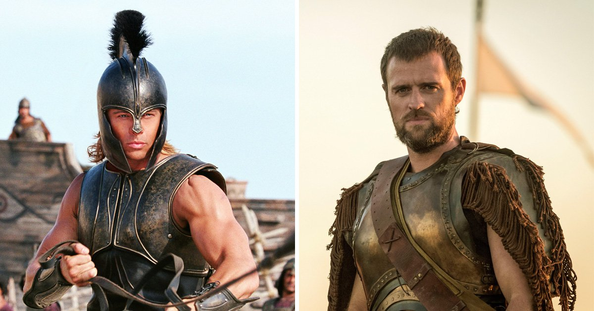 Brad Pitt broke Jonas Armstrong's heart by not casting him in Troy movie – but he's having the last laugh