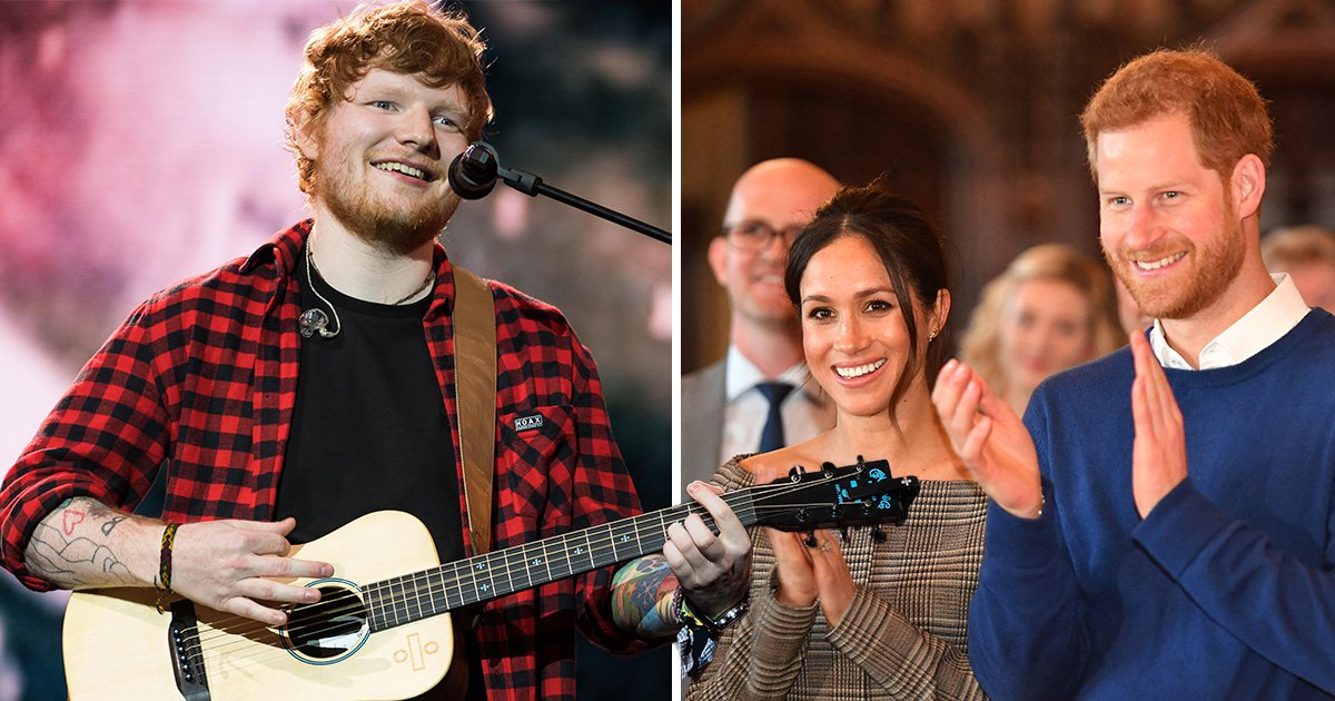 Ed Sheeran 'to play Dublin date' despite rumours of Royal Wedding performance