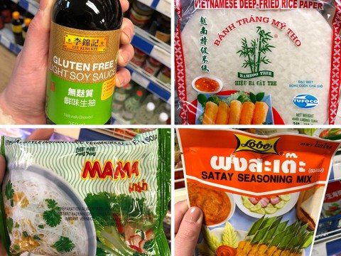 12 gluten-free products you can find in Chinese supermarkets