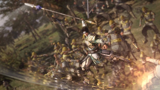 Dynasty Warriors 9 (PS4) - too little, too late