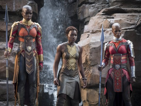 Lupita Nyong'o is here for the gender equality in Black Panther
