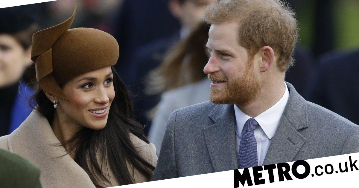 What are Prince Harry and Meghan Markle doing at Christmas?