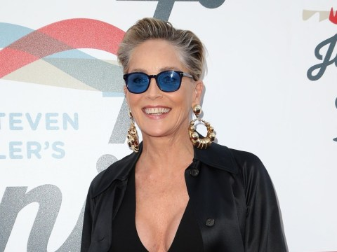 Sharon Stone is lucky to be alive following devastating stroke that left her unable to speak