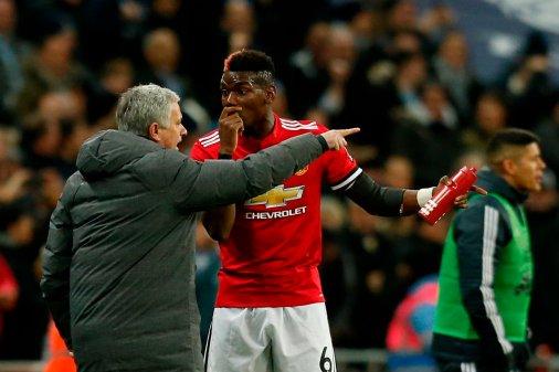 Man Utd news: Jose Mourinho slammed Paul Pogba during Tottenham defeat |  Metro News