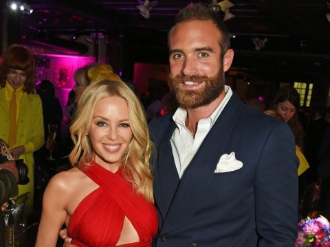 Kylie Minogue's ex Joshua Sasse 'dumped by fiance just days before their wedding'