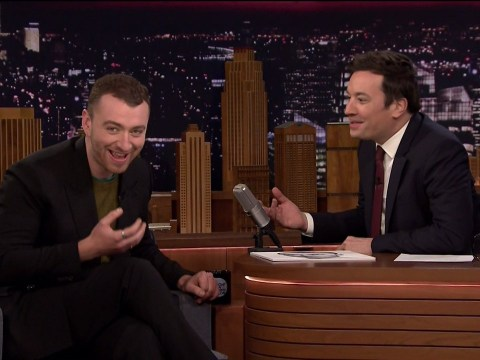 Sam Smith reveals he puked in his own hand during night out in a Sydney gay bar