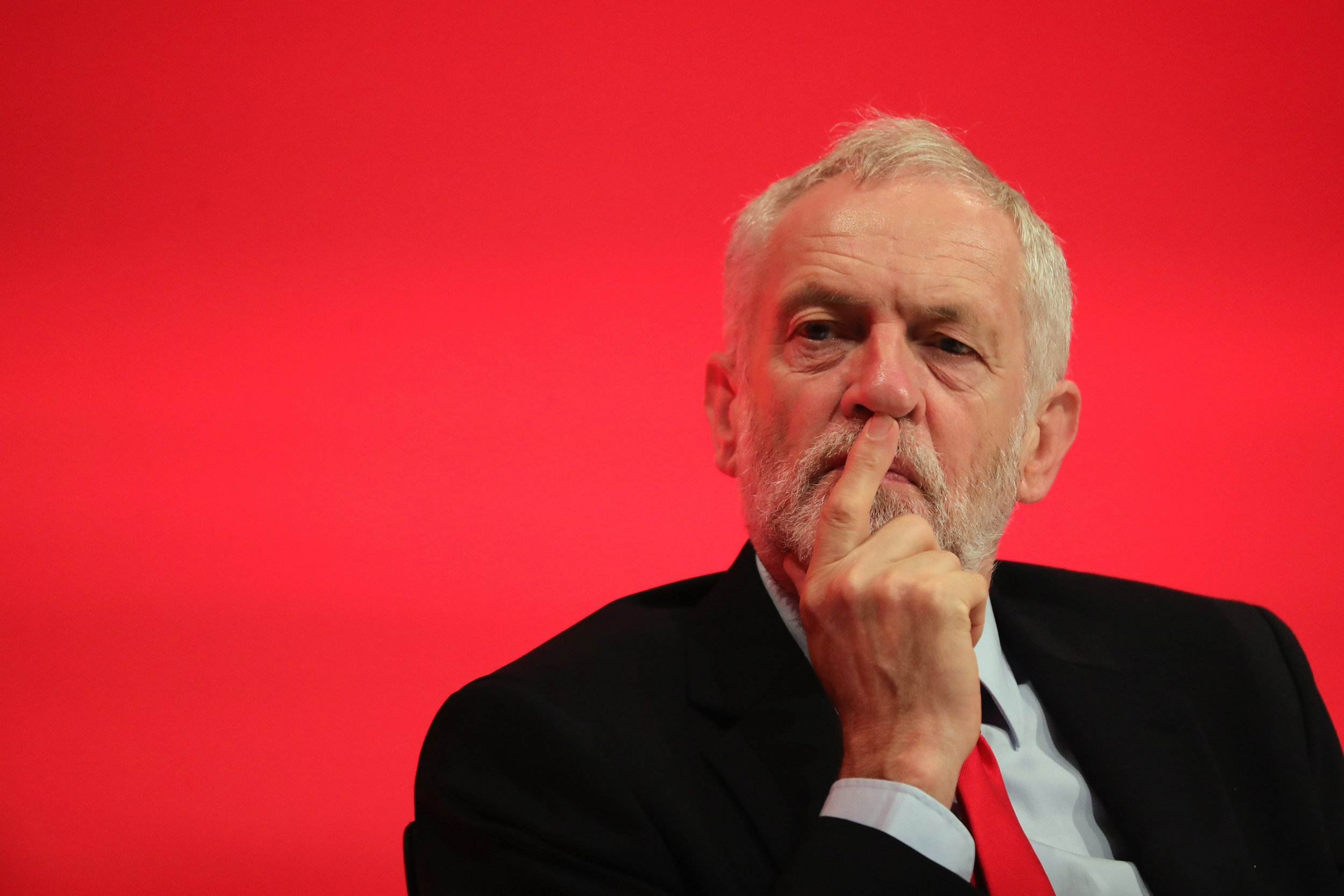 Where's the mass outrage over Jeremy Corbyn's anti-Semitism?