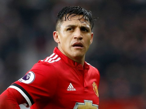 Alexis Sanchez admits to struggling in his early stages at Manchester United