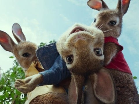 Peter Rabbit film release date UK 2018, cast and trailer