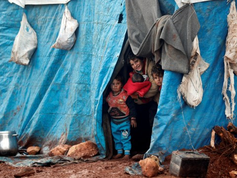 How to help refugees if you feel helpless