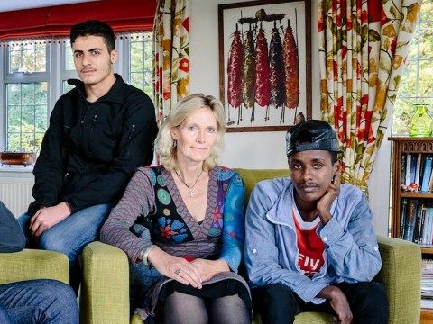 British hosts of refugees photographed for new exhibition