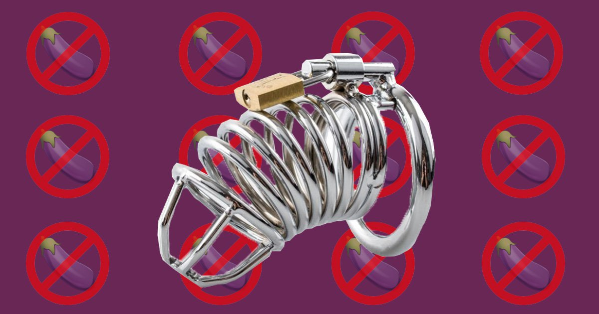 I wore this male chastity device for a fortnight so you don't have to