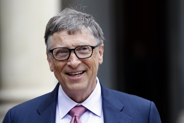 Bill Gates has spoken about his late rival, Steve Jobs (Photo by Chesnot/Getty Images)
