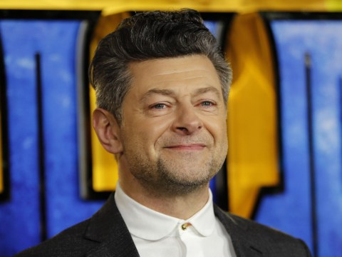 Andy Serkis thinks Supreme Lord Snoke's death in Star Wars: The Last Jedi was 'so cruel'
