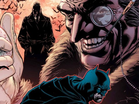 Who should play The Penguin in the next Batman film?