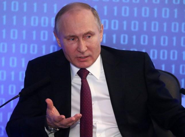 Russia Blames Britain