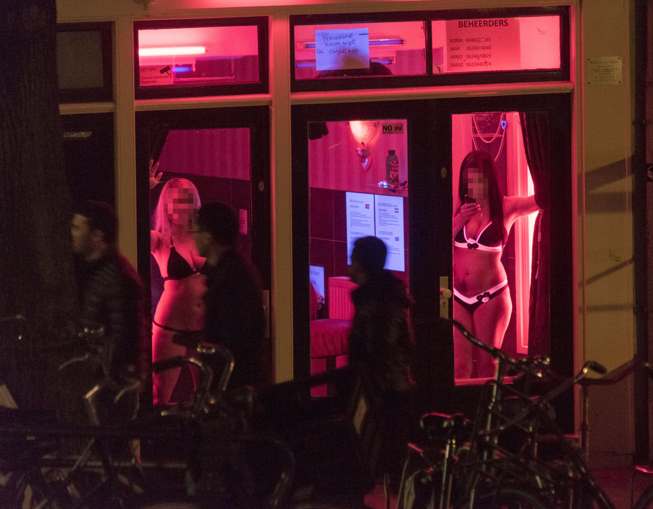 Opinion Amsterdamn sex shows