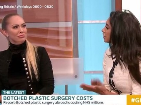 Aisleyne Horgan Wallace and Chloe Khan clash over plastic surgery in heated argument