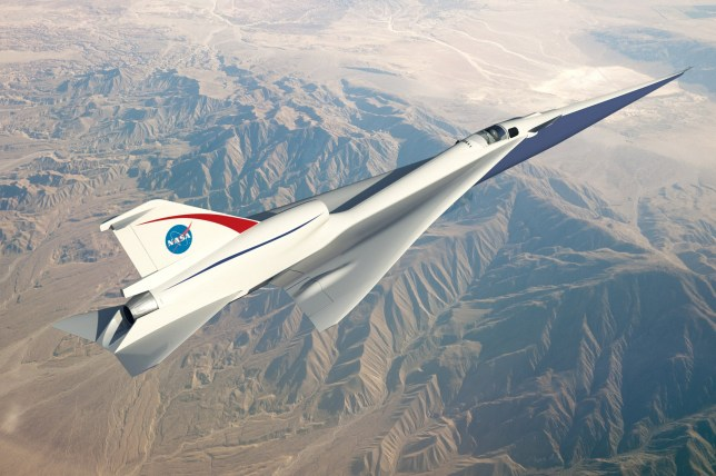 Son Of Concorde Could Fly From London To New York In Three