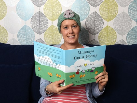 Mum with breast cancer writes book to help her kids understand her diagnosis