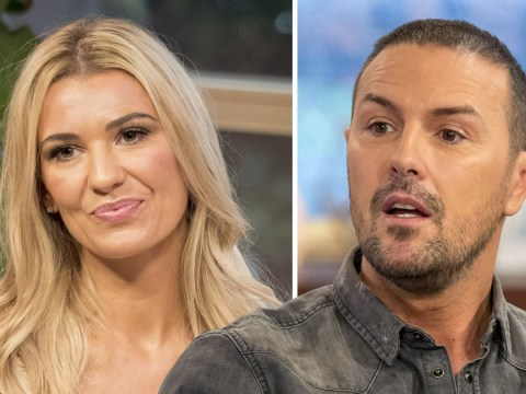 Paddy McGuinness 'told wife Christine he was out with mates' the night he was photographed with Nicole Appleton