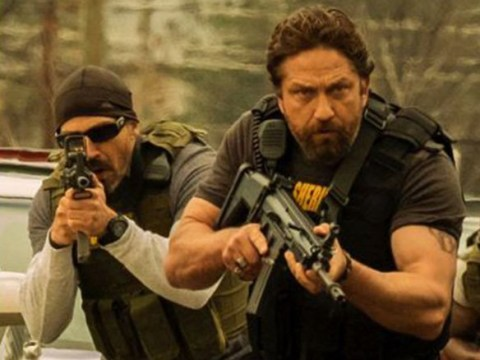 Gerard Butler and 50 Cent 'sign up' for Den of Thieves sequel just a matter of weeks after first film dropped