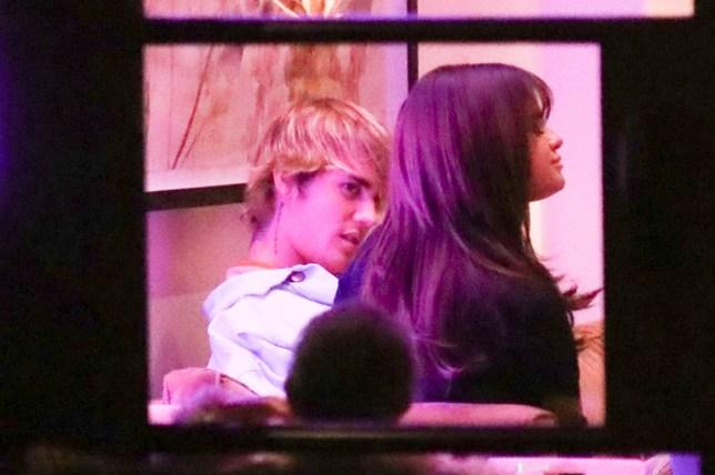 Justin Bieber and Selena Gomez date