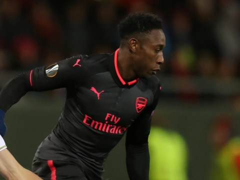 Arsenal striker Danny Welbeck hints performance against Ostersund hampered by pitch concerns