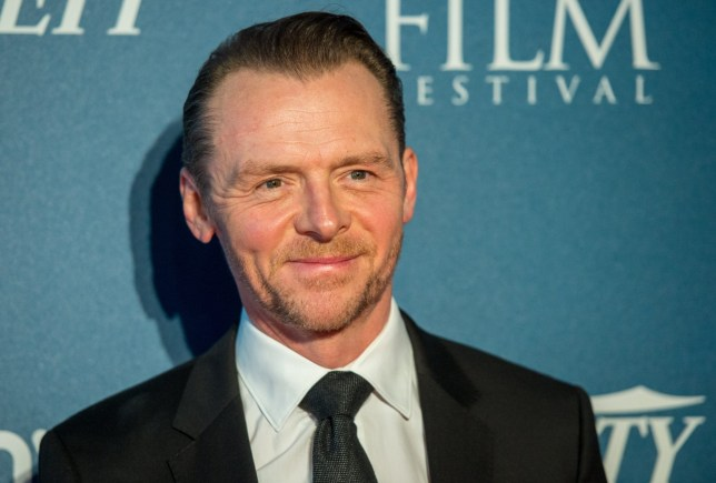 Simon Pegg gives passionate defence of Oxfam as other celebs abandon it