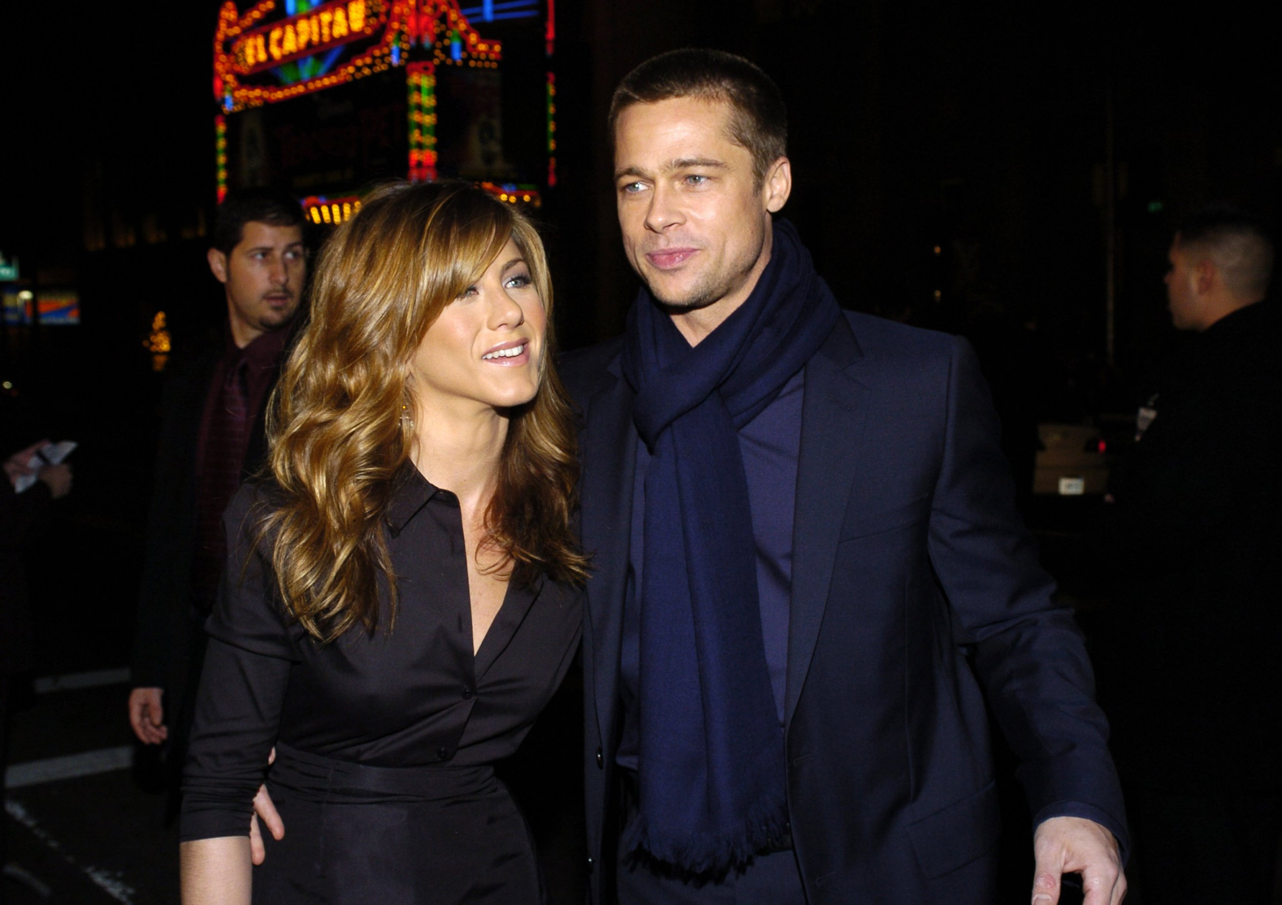 Brad Pitt's mum 'so happy' he's back in touch with Jennifer Aniston as pair have 'secret meeting'