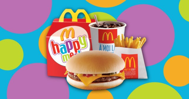 McDonald's removing Happy Meals from US stores