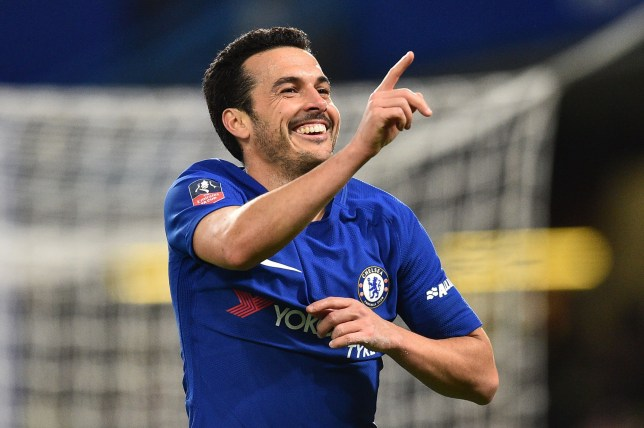Chelsea news: Pedro thought Chelsea were horrible when at