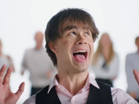 Norway's Alexander Rybak takes aim at a record-equalling second Eurovision Song Contest victory