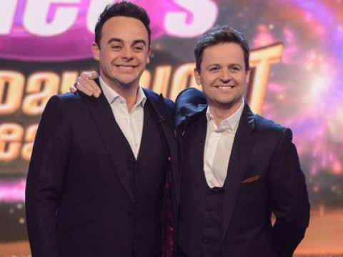 Fans thank Ant McPartlin for 'putting a smile on faces' as he returns to Saturday Night Takeaway