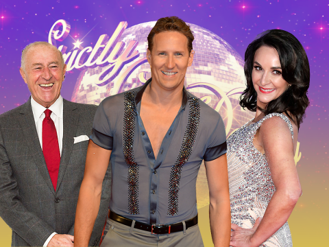 Brendan Cole makes a dig at Shirley Ballas as he says former head judge Len Goodman is 'irreplaceable'