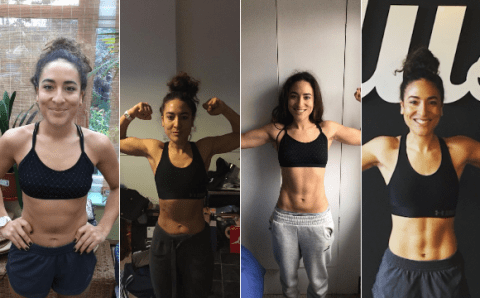 Can you build muscle on a vegan diet? Yep – we've just gained 8kgs