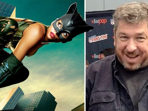 Catwoman writer admits it's a 'sh*t movie' and hasn't ever watched it to the end