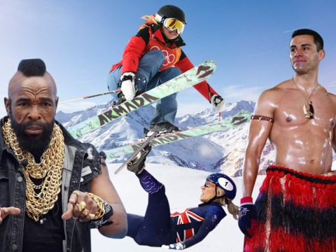 10 things we can't quite believe happened at the 2018 Pyeongchang Winter Olympics