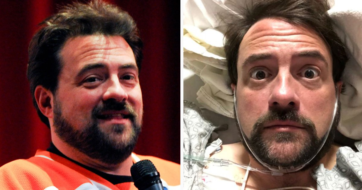 Jay and Silent Bob star Kevin Smith suffers massive heart attack