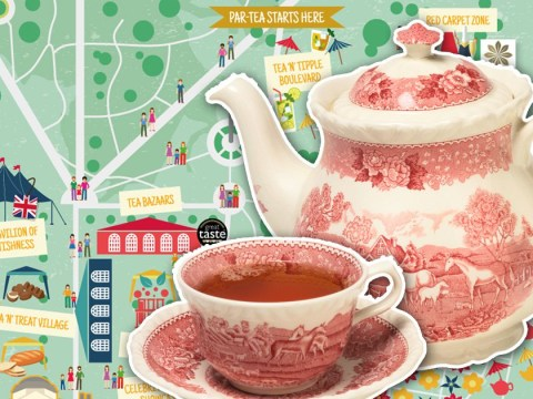 A festival totally dedicated to tea is coming to London