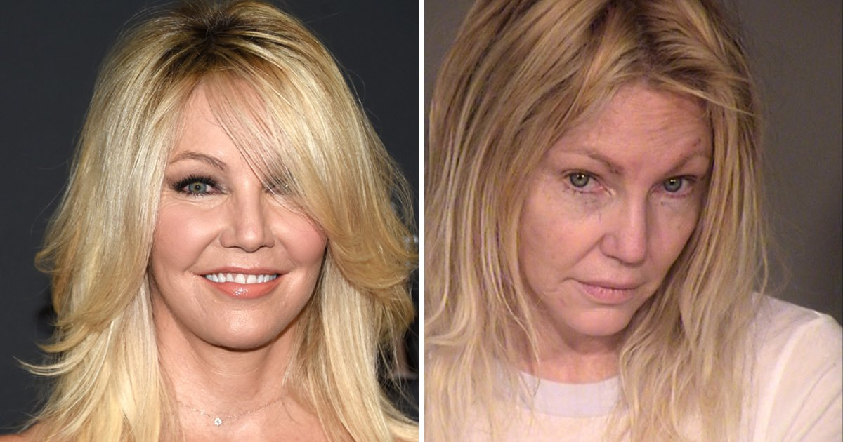 Heather Locklear arrested following alleged domestic violence incident