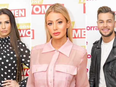 Olivia Attwood insists Chris Hughes texting Katie Price was worse than her texting her ex