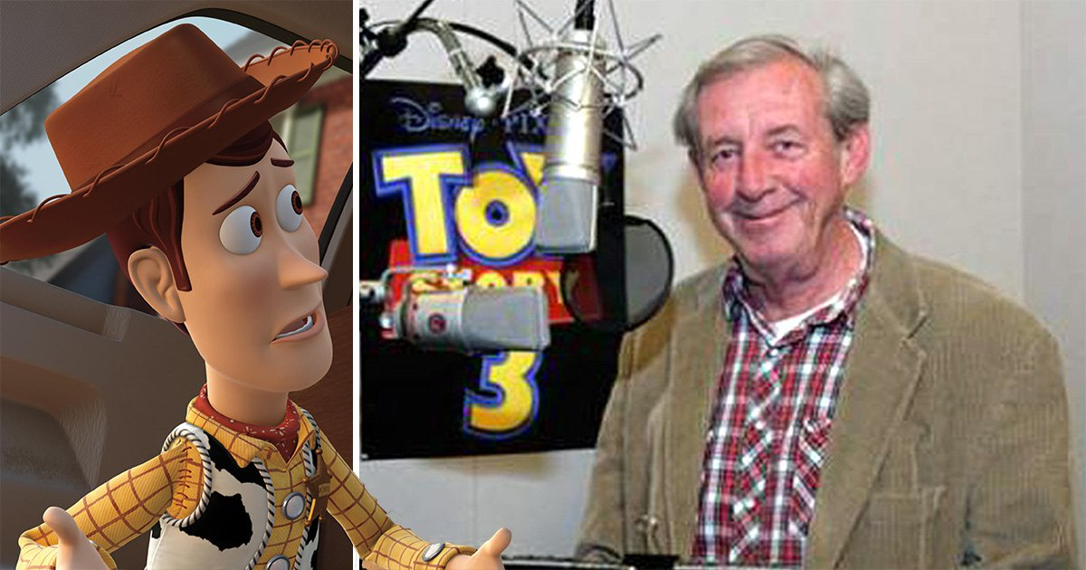 Bud Luckey, Oscar-nominated creator of Toy Story's Woody, dies age 83