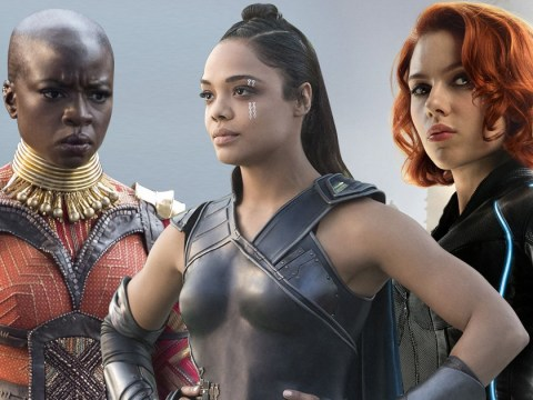 Marvel boss hints at A-Force style movie as he admits the MCU has many talented leading ladies