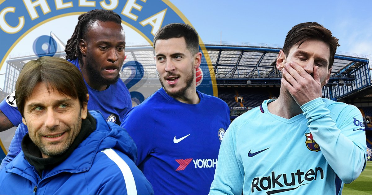 Three ways Chelsea can hurt Barcelona and thwart Lionel Messi again