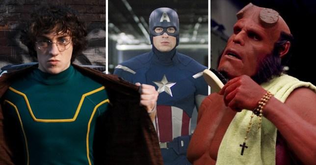 The best comic book movies on Netflix   Metro News