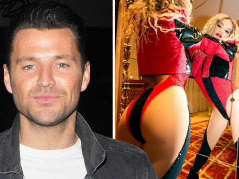 Mark Wright likes – then unlikes – racy snap of Rita Ora after Valentine's Day message to wife Michelle Keegan
